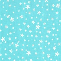 Princess Unicorn Blossom Turquoise by Michael Miller Fabrics 100% Cotton 40 x 112 cm