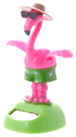 Solar Pal Dancing Flamingo