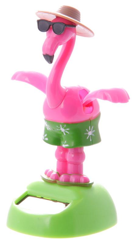 Solar Pal Dancing Flamingo
