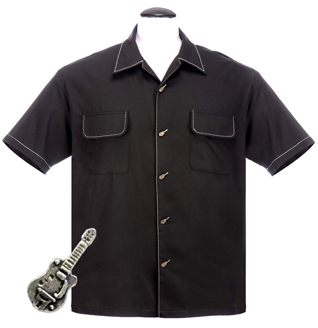 Steady Clothing Musician Button Up Shirt