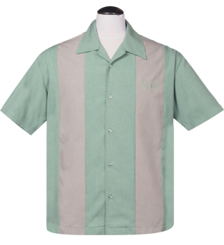 Steady Clothing Simple Times Button Shirt - Mint