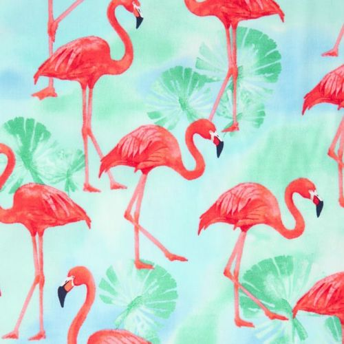 Robert Kaufman FLAMINGO PARADISE - Water