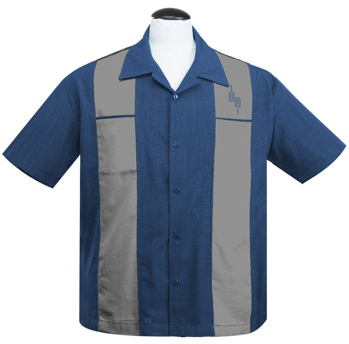 Steady Clothing Make A Scene Button Up Shirt - Shadow