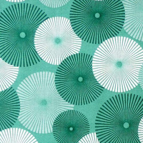 Fabric Traditions SPLURGE Fabric - Green