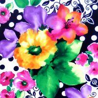 Quilting Treasures BROOKE Fabric - Multi