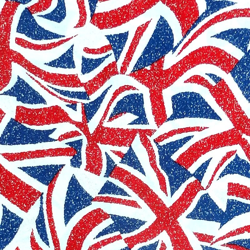 Sevenberry UNION JACK FLAG Fabric