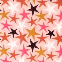 Dashwood Studio UNDER THE STARS Fabric - Pink