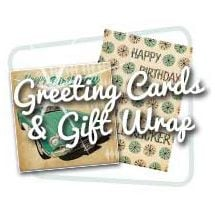 Greeting Cards & Gift Wrap