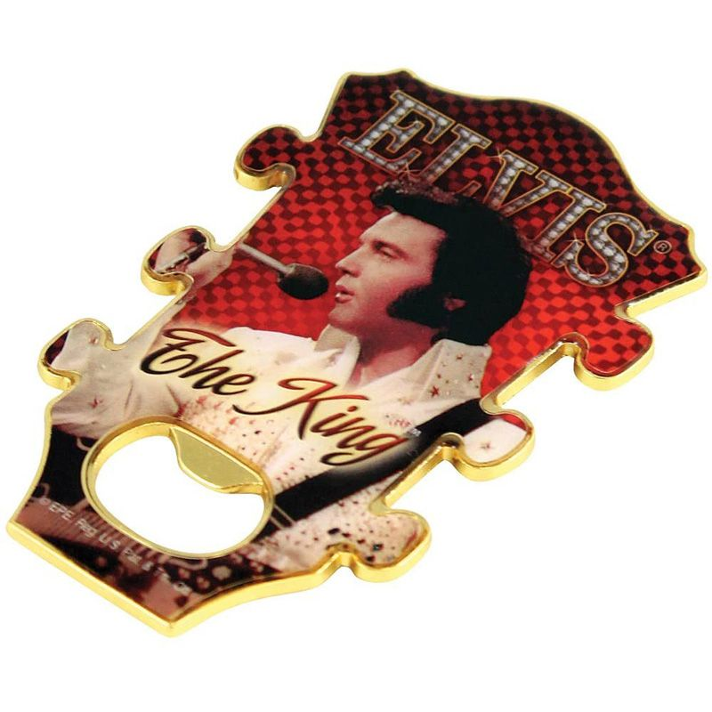 Elvis Guitar Bottle Opener
