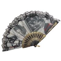 Elvis Lacy Hand Fan - Elvis in Frames