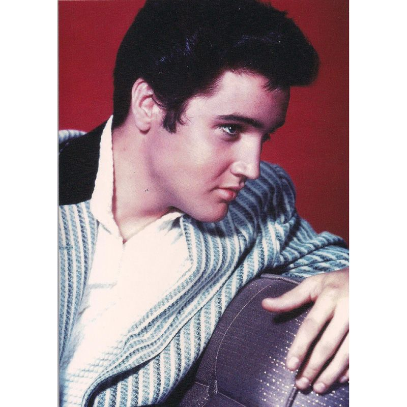 'Elvis Presley' Lansky Jacket Greeting Card