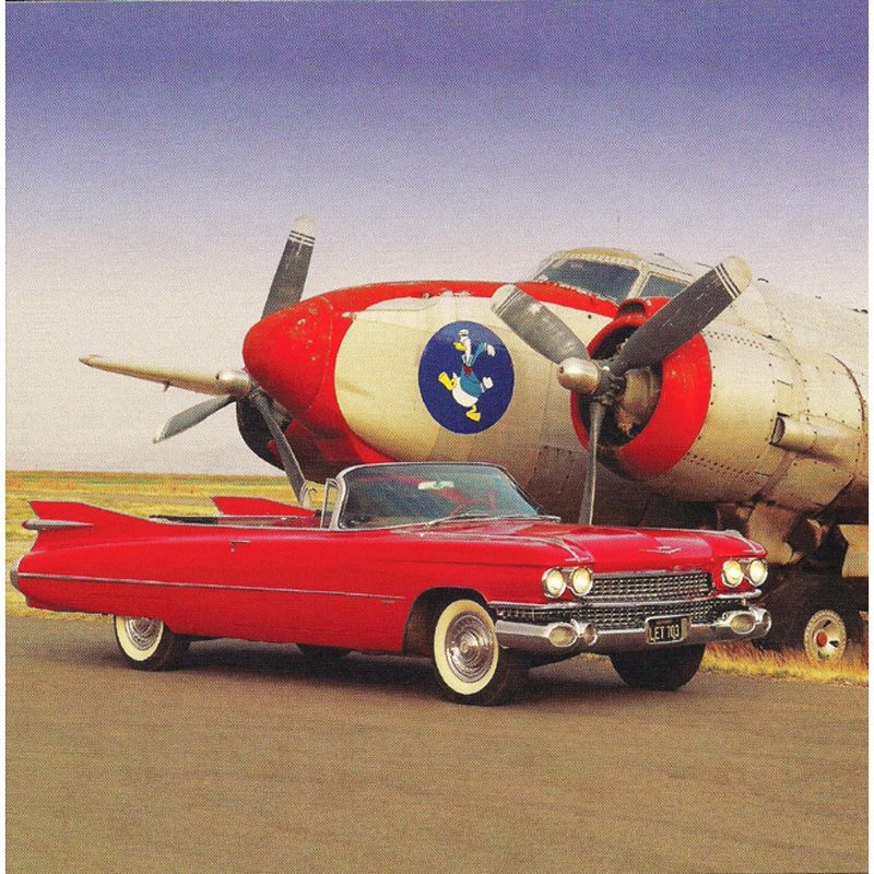 '1959 Cadillac' Greeting Card