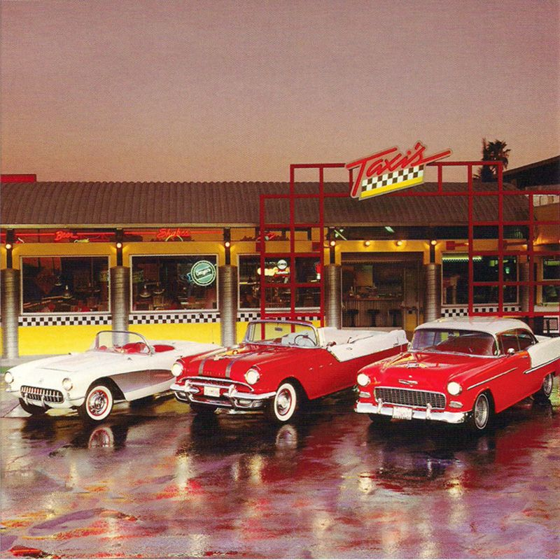 'At the Diner Classics' Greeting Card