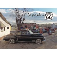'Route 66' Greeting Card