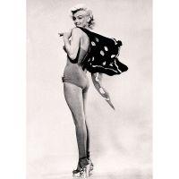'Marilyn Monroe' Greeting Card