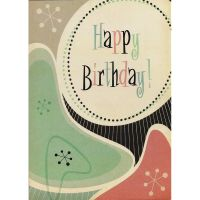 'Happy Birthday' Birthday Card