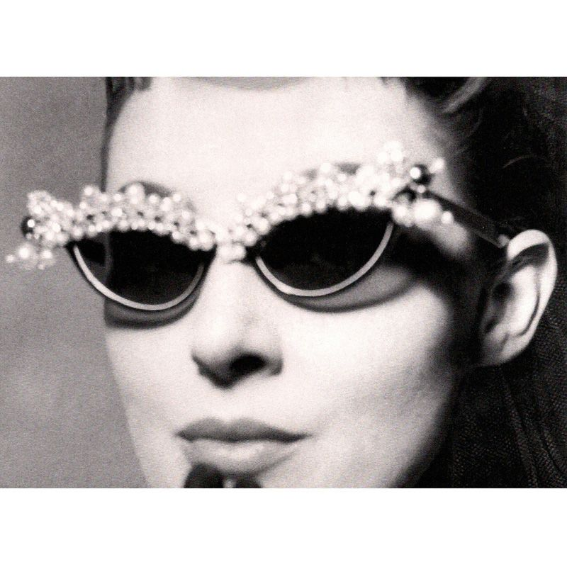 '50s Sunglasses' Greeting Card