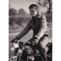 'BSA Bantam' Greeting Card