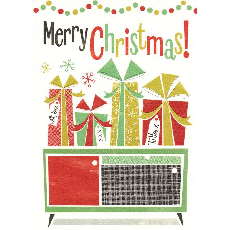 'Merry Christmas' Christmas Card