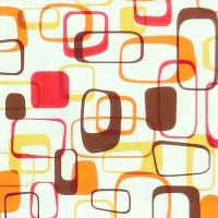 Michael Miller FABULOUS 50's Fabric - Multi