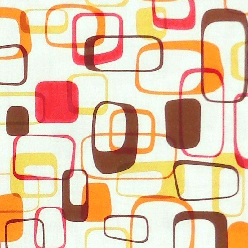 Michael Miller FABULOUS 50's Fabric - Multi