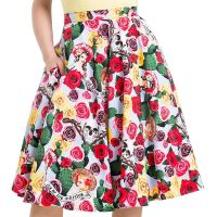 Hell Bunny Mexico Skirt - 14 (L)