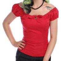 Collectif Lorena Top - Red