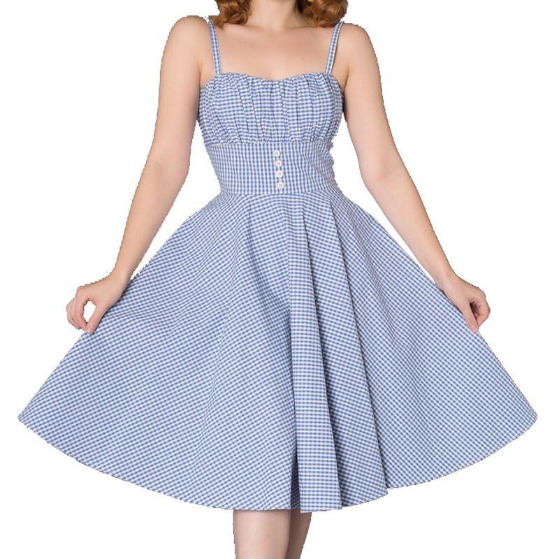 Sheen Melissendre Dress - Blue