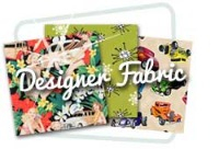 Novelty  Designer Fabric