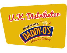UK Distributor Daddy-o's