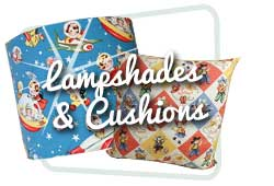 Lampshades & Cushions