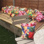 lindsay's tropical cushions