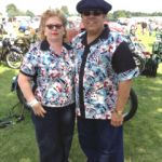 gary and linda in cranston vip todays special fabric