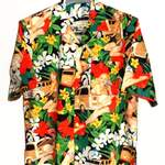 alexander henry aloha girls shirt by jo
