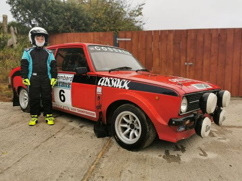 Escort Mk2 Rally 6 Lap Driving Experience