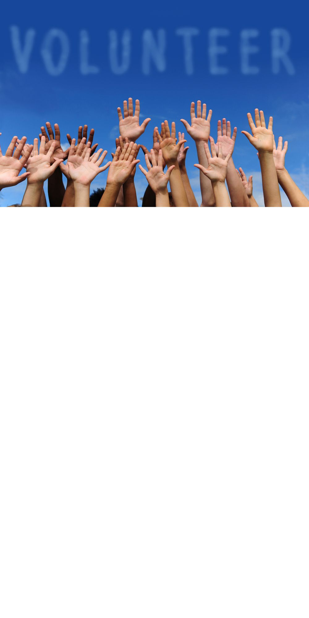 Guide to Volunteering