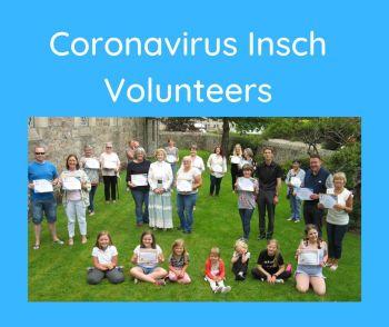 Coronavirus Insch Volunteers