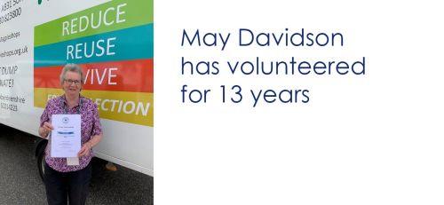 Magpie May Davidson