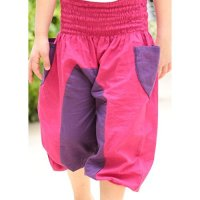 LoveMeels - Pantaloon Pants - Fuchsia