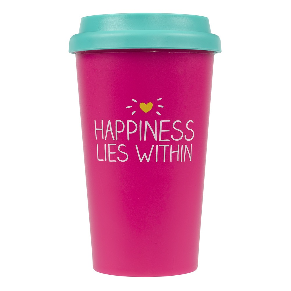 Happy Jackson -  Travel Mug