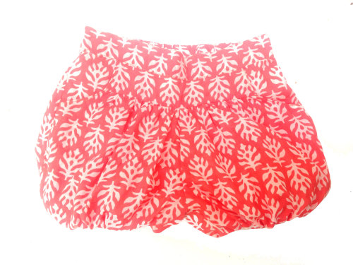 Lala Bloomer shorts - Coral