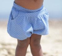 LoveMeels - Lala Bloomer Shorts - Blue