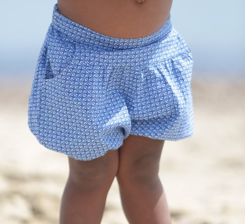 Lala Bloomer shorts - Blue