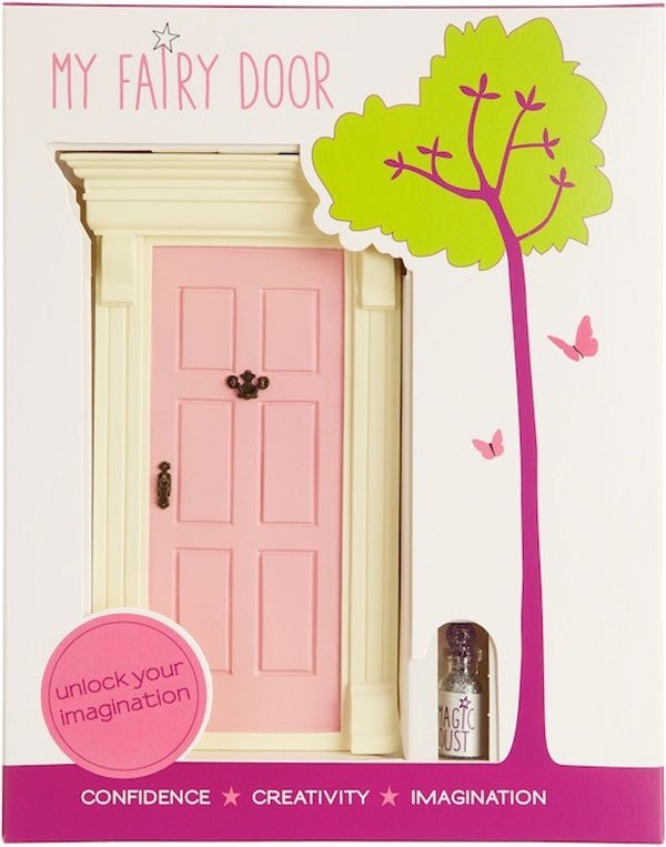 The Magic Door Store  My Pink Fairy Door