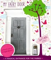 The Magic Door Store - My Sparkly Fairy Door