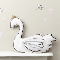 Little Cloud - Cushion - Swan Princess