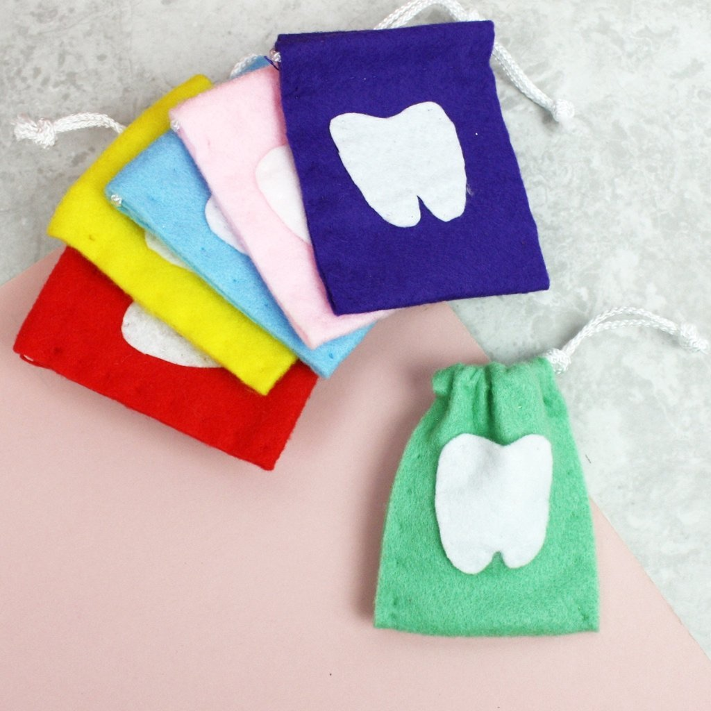The Magic Door Store - Tooth Fairy Pouch