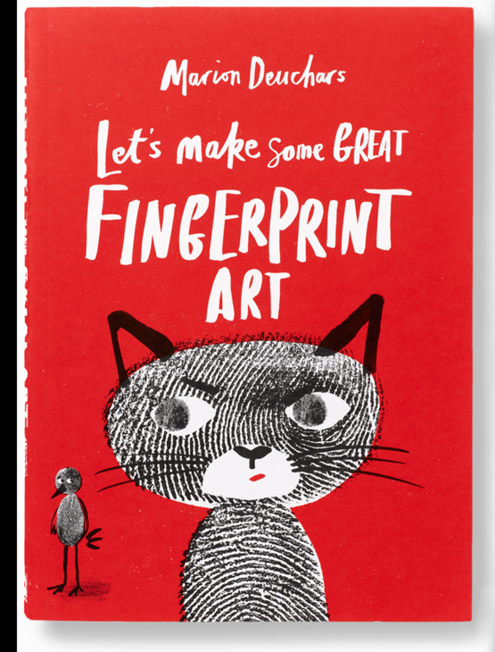 Marion Deuchars : Let's Make some Great Fingerprint Art