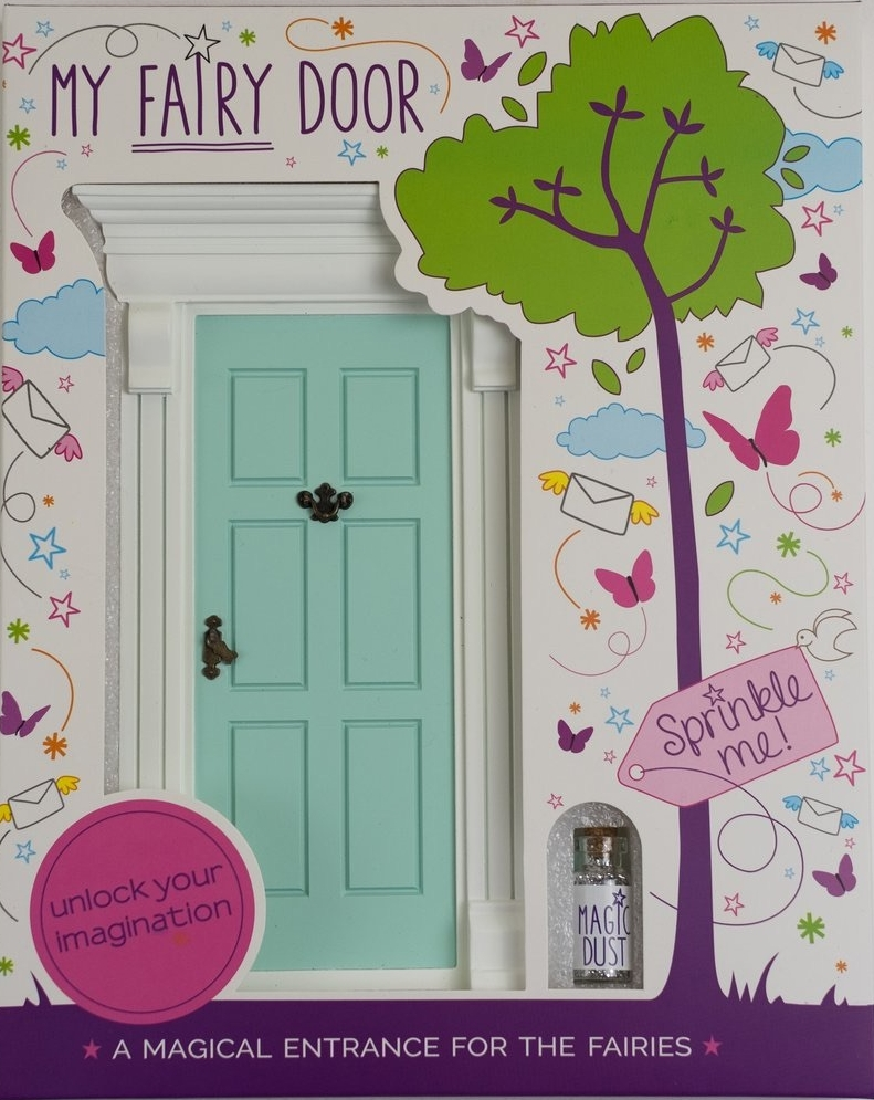 The Magic Door Store - My Mint Fairy Door
