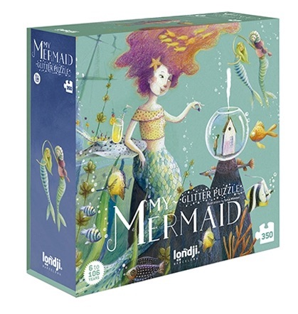 Londji - My Mermaid Puzzle